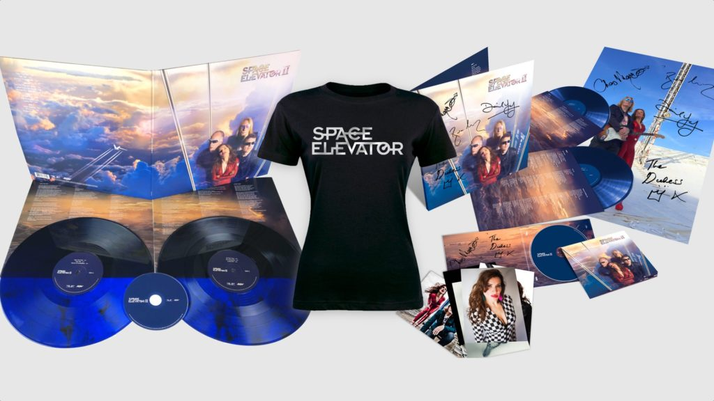 Space Elevator II - merchandise