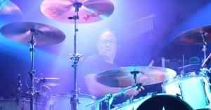 Space Elevator drummer Brian Greene.